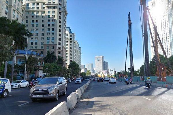 Cận cảnh 2 công trình giao thông cán đích dịp 30-4