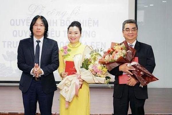Chân dung quyền Hiệu trưởng ĐH trẻ nhất Việt Nam vừa được bổ nhiệm