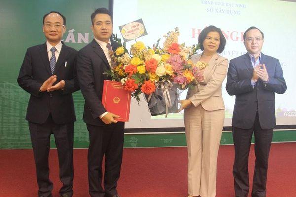 Bắc Ninh bổ nhiệm hai Giám đốc sở