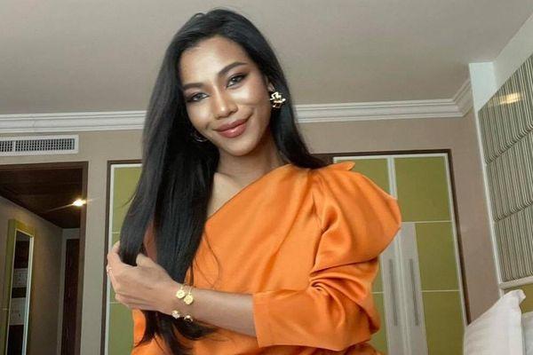 Miss Grand: Hoa hậu chủ nhà gây cười với màn 'tấu hài' khi thực hiện thử thách ăn đồ Thái