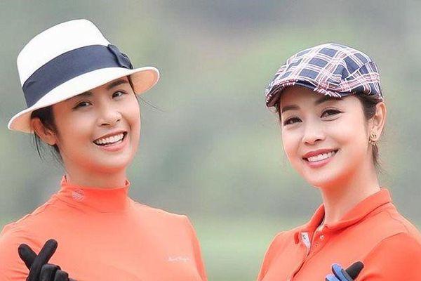 Jennifer Phạm, Ngọc Hân rạng rỡ trong buổi giao lưu 2 CLB Passion Golf & CLB Golf họ Bùi