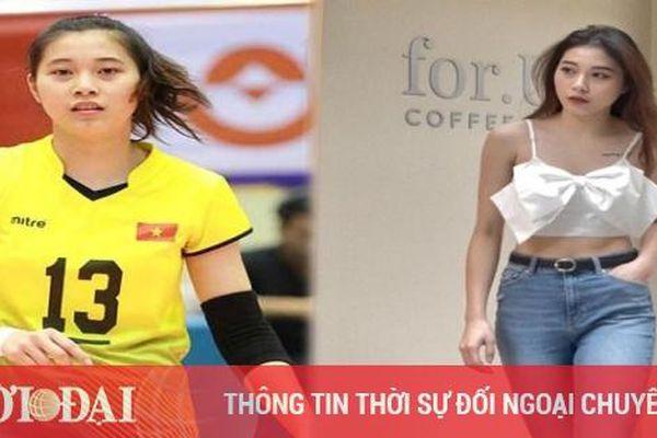 Hé lộ mới nhất việc 'hot girl' bóng chuyền Thu Huyền giải nghệ ở tuổi 19