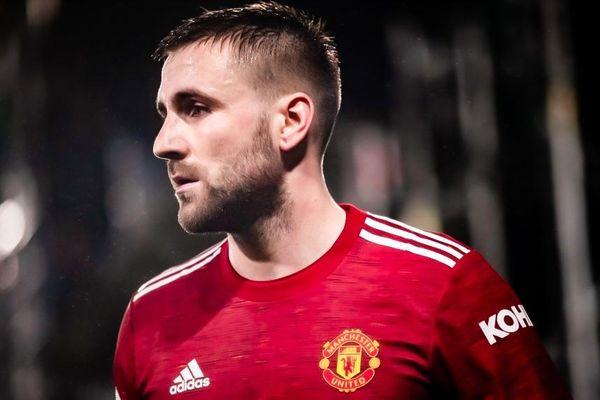 Chấm điểm Man United: Luke Shaw làm lu mờ dàn sao Man City
