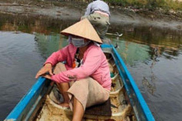 Truy tìm thủ phạm 'bức tử' nguồn nước tại Đa Phước