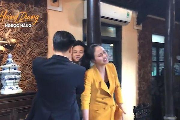 Hồng Đăng phải nhờ Việt Anh giúp sau khi bị Lương Thu Trang tát