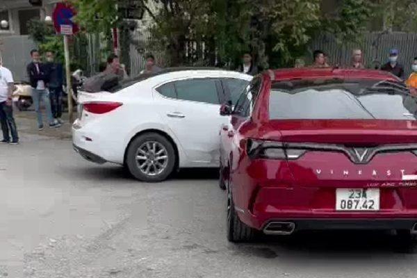 Công an đang làm rõ một lái xe không có bằng lái gây tai nạn