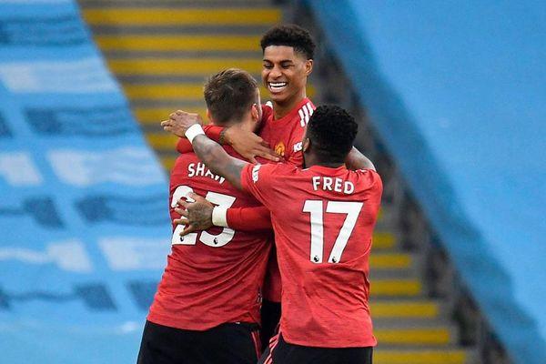 Chấm điểm Man City 0-2 MU: Tôn vinh hàng thủ Quỷ đỏ