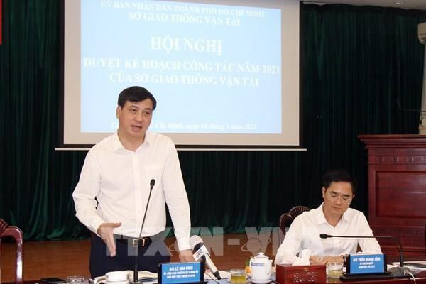 Tp. Hồ Chí Minh tập trung đầu tư hạ tầng giao thông kết nối liên vùng