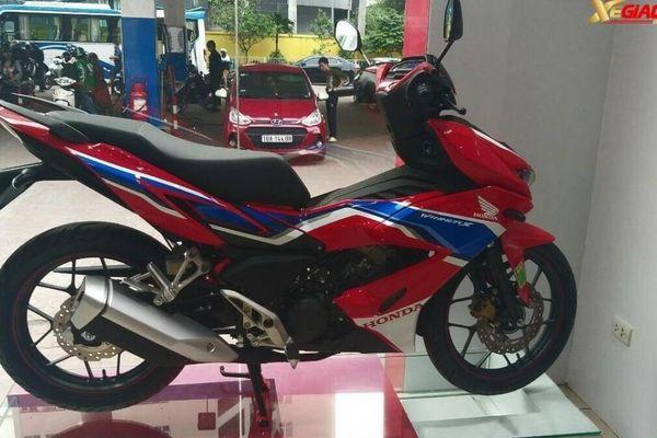 Honda Winner X bất ngờ giảm giá sốc, tới gần 11 triệu đồng