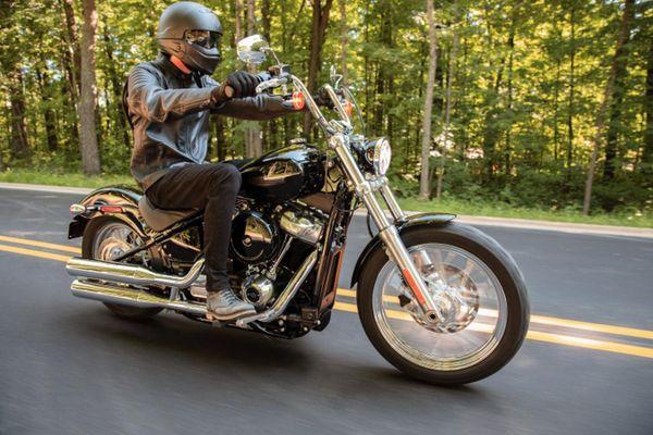Loạt xe Harley-Davidson Softail Standard 2021 ra mắt thị trường Việt Nam