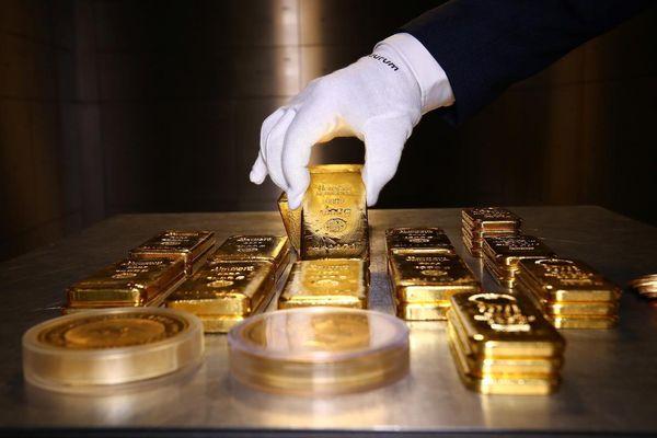 Giá vàng hôm nay tăng nhẹ