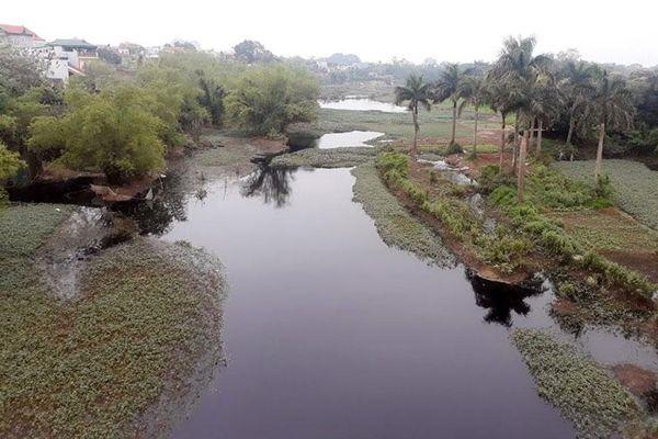 Nâng cao ý thức bảo vệ dòng sông