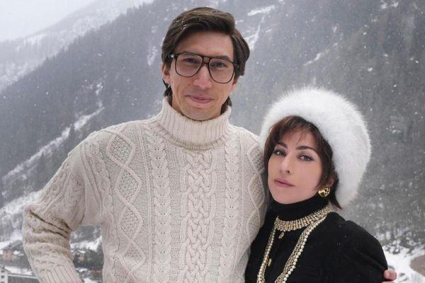 Hình ảnh Lady Gaga trong phim về gia tộc Gucci