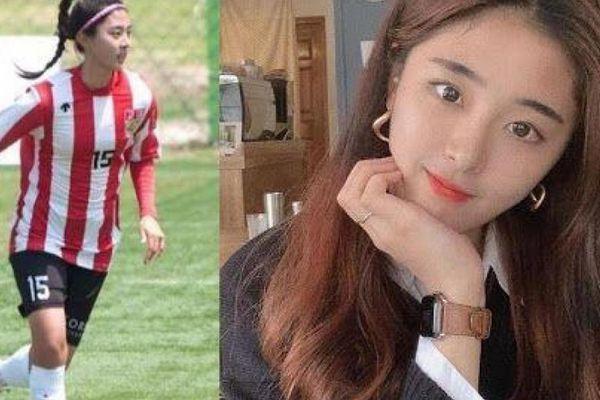 Nhan sắc nữ cầu thủ Hàn Quốc giải nghệ vì quá xinh đẹp