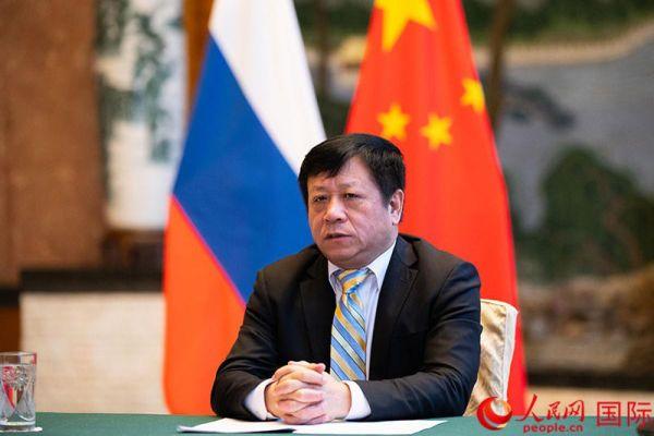 Trung Quốc sẵn sàng trao đổi với Nga về quan hệ với Mỹ
