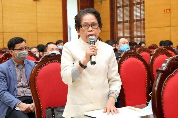 Cử tri thành phố Hà Nội: Vững niềm tin với Đảng