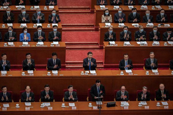 Quốc hội Trung Quốc thông qua việc sửa luật bầu cử Hong Kong