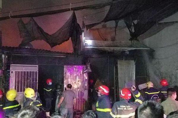 Cả nước xảy ra hơn 200 vụ cháy khiến 11 người chết trong tháng 2