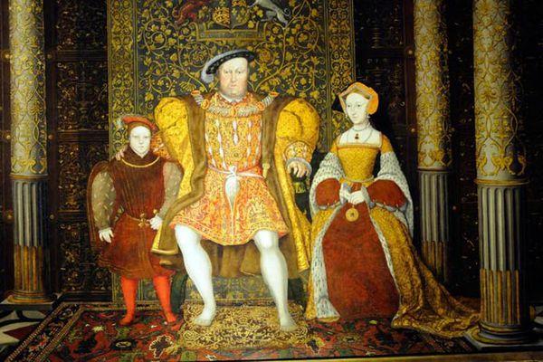 Số phận con cái của nhà vua lập nhiều hoàng hậu nhất nước Anh
