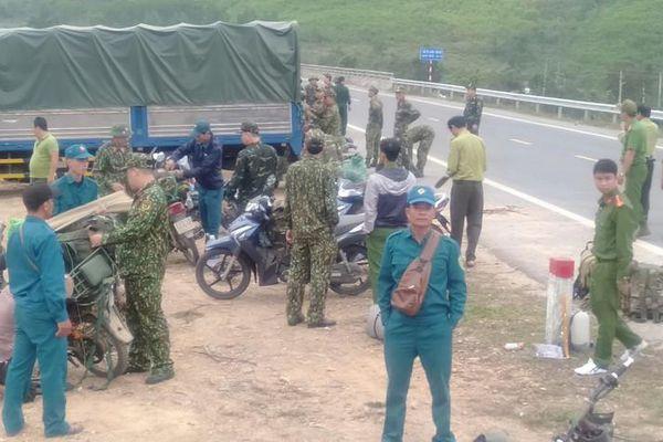Đà Nẵng triển khai lực lượng đánh sập các hầm khai thác vàng trái phép