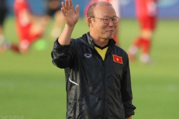 HLV Park và tuyển Việt Nam nhận tin cực vui ở vòng loại World Cup 2022