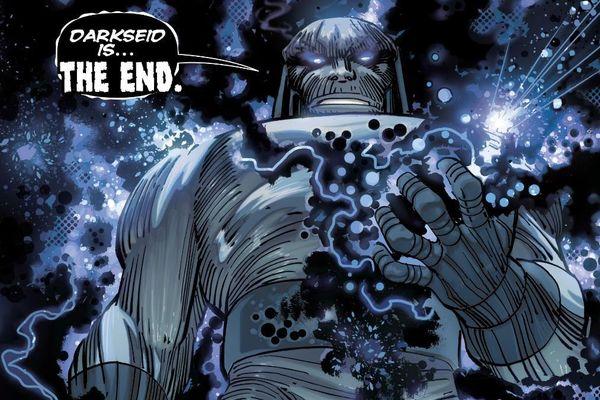 'Darkseid thật sự' của DC - phản diện nguy hiểm nhất đã trở lại