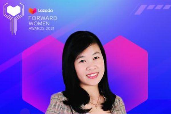 Lazada công bố giải thưởng 'Những người Phụ nữ Tiên phong' năm 2021