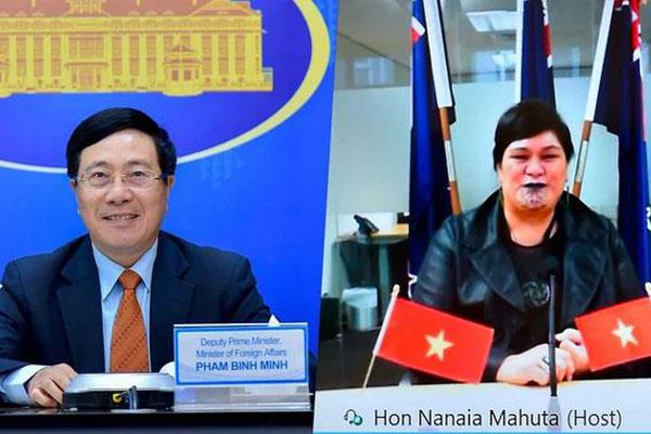 Quan hệ Đối tác chiến lược Việt Nam - New Zealand phát triển hiệu quả và sâu rộng