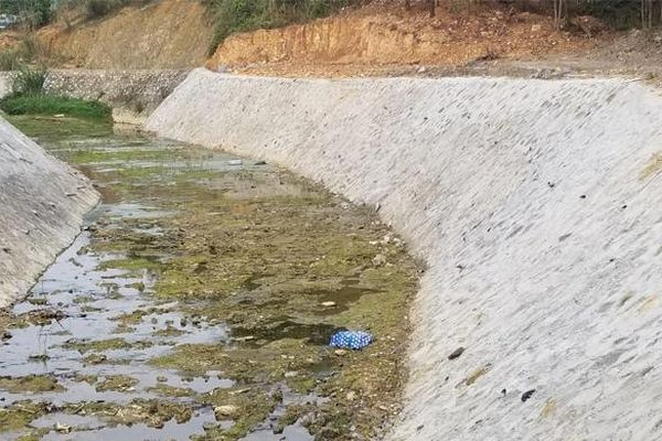 Thực hư dự án mương thoát nước Tân Hải (TP Cẩm Phả) không đảm bảo chất lượng?