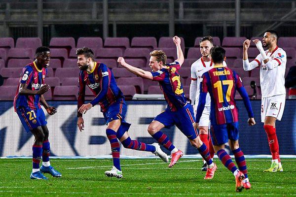 Thời cơ vàng cho Bảcelona trong cuộc đua đến ngôi đầu La Liga