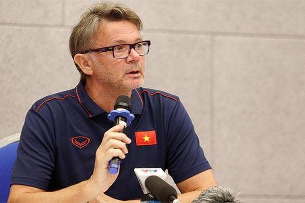 Tập trung 34 cầu thủ đội tuyển U.18 Việt Nam
