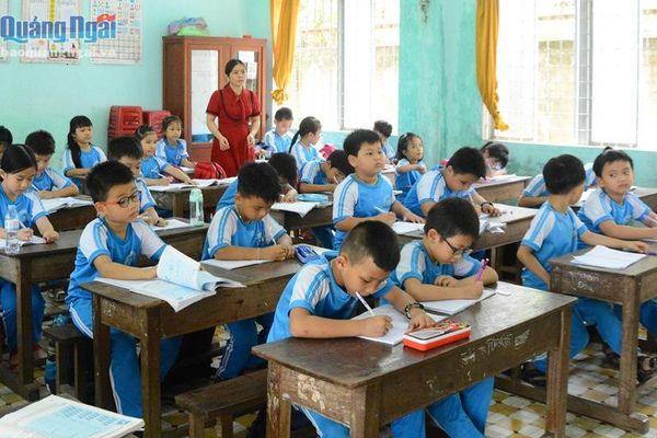 Thiếu giáo viên tin học, tiếng Anh cho chương trình giáo dục phổ thông mới