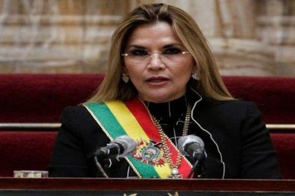 Cựu Tổng thống Bolivia bị bắt vì tội phản quốc