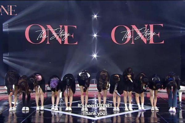 IZ * ONE bày tỏ lòng biết ơn đối với người hâm mộ tại buổi concert cuối cùng