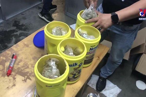 Bắt giữ gần 6 kg ma túy từ Mỹ về Tân Sơn Nhất