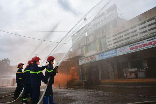 Chủ động phòng ngừa cháy nổ