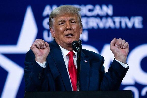 Ông Trump được vinh danh