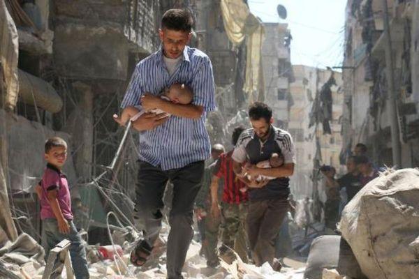 Mỹ kêu gọi đừng để cuộc bầu cử sắp tới ở Syria 'đánh lừa'