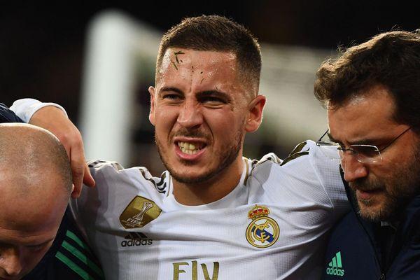 Hazard trở thành gánh nặng của Real