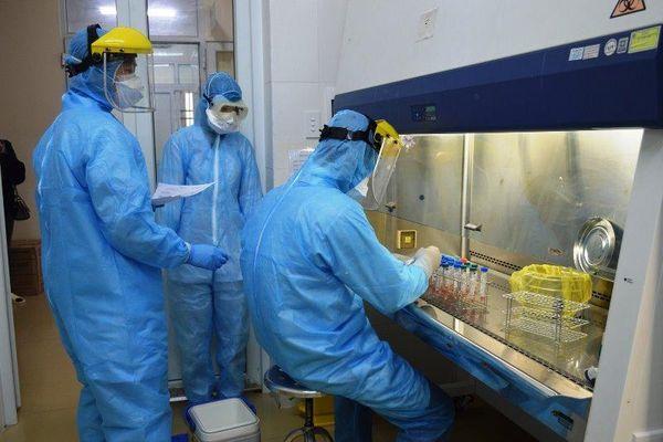 Bệnh nhân 2148 tại Thái Bình vẫn cho kết quả dương tính