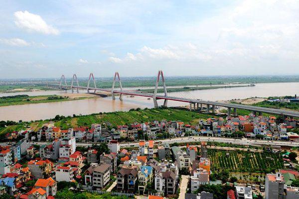 Quy hoạch đô thị sông Hồng - Xung lực phát triển kinh tế Thủ đô