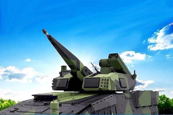 Sức mạnh đáng kinh ngạc của tháp pháo phòng không đa năng Skyranger 30