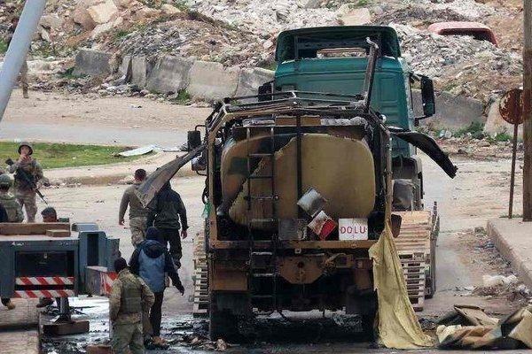 Liên tiếp tấn công Thổ ở Syria, Nga chấp nhận nước cờ mạo hiểm?