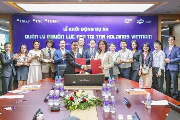 TNR Holdings 'bắt tay' FPT thực hiện chuyển đổi số ngành bất động sản