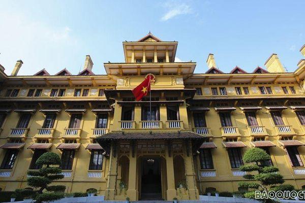 Công bố Danh sách thí sinh dự kiến tuyển dụng của Bộ Ngoại giao năm 2020