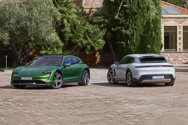 Xe điện Porsche Taycan Cross Turismo có gì đặc biệt?