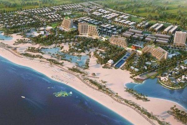 Bình Thuận 'bật đèn xanh' cho dự án du lịch nghìn tỷ của Công ty Danh Việt
