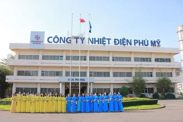 Công ty Nhiệt điện Phú Mỹ: Sôi nổi tháng Thanh niên
