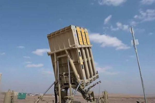 Israel hoàn tất nâng cấp hệ thống Vòm Sắt có thể tiêu diệt cùng lúc tên lửa và UAV