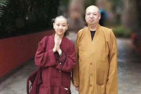 Nổi tiếng nhờ 'Hoàn Châu cách cách', vô số người chờ đợi cô lớn nhưng ở tuổi 31 lại lựa chọn cạo tóc làm ni cô
